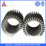 6063 T5 Aluminum Heatsink Standard and Custom Sizes by Chinese Supplier