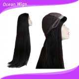 "Jewish 36"" Front Lace Human Hair Wig (HW-030)"