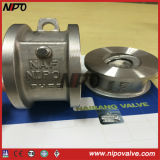 Stainless Steel Wafer Type Single Disc Tilting Check Valve