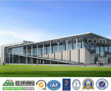 Automatic Submerged Arc Welding for Steel Structure Gym Building