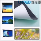Customized Size Manual Projection Screens with Fiberglass Matte White
