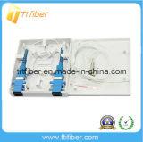 FTTH 2 Port Mini Fiber Optic Terminal Box for Network