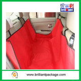 Single 100% Chocolate Polyester Car Seat Cover