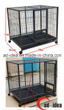 Rotatable Dog Cage/Exhibition Stand with Wheel (AD-008)