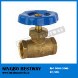 Hot Sale Economical Brass Steam Stop Valve (BW-S06)