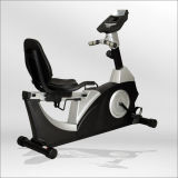 Home Gym Light Commercial Recumbent Bike with Good Quality (BLE-202)