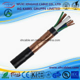 Power Australian Standard China Manufacture Wholesale High Quality HD Unscreened XLPE/TPE 600/1000V Copper Power Wire Cable