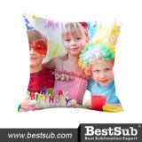 Pillowcase 45X45 Cm White Satin Sublimation Thermal Transfer Bz4545