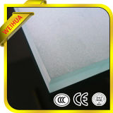 Frosted Glass Frosted Tempered Glass for Bathroom and Office