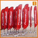 Custom Advertising Cheap Beach Flags (TJ-65)