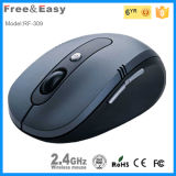 Novelty Ergonomic Design 6D Various Colors 2.4G Optical Wireless Mouse