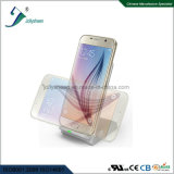 Factory Professional Design Wholesales Production Tri-Dual Coils Smart Normal Wireless Charger Silver Housing