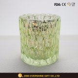 Texture Crystal Glass Candle Holder