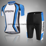 Custom Short Sleeve Cycling Wear with Sublimation Print