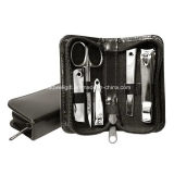 Leather Aristo 6-PC. Mini Manicure Set