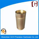 CNC Machined Anodized Aluminum Grinder Parts
