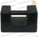20kg Cast Iron OIML Standard Calibration Weight (11110020)