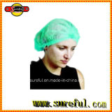 Hot Sell Nonwoven Disposable Nurse / Painter/ Mob Cap