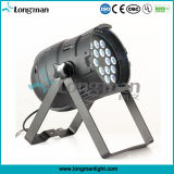 18*10W Full RGBW 4-in-1 LED Aluminum Stage Lights for Indoor
