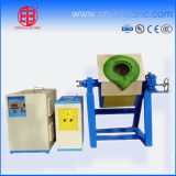 35kw Copper Scrap Melting Induction Furnace From Manufacturer
