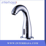 No Handle Resturaunt and Home New Fully-Automatic Faucet Copper Intelligent Sensor Cold/Hot Faucet Induction
