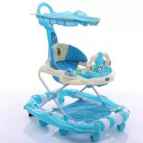 Silicon Wheels Baby Walker for Kids Walk