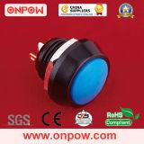 Onpow 12mm Push Button Switch (GQ12B-10/J/A-B, 12mm, CE, RoHS)