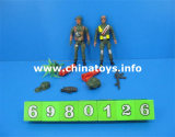 Popular Plastic Toy Field Forces, Arms, Weapons. Soldier Set, (6980126)