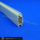 Aluminium Bottom Track for Roller Blind with Powder Coating White