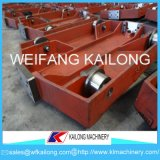 Low Price Moulding Flask Casting Pallet Car with High Quality