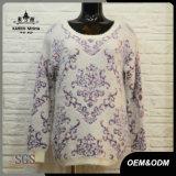 Women Custom Design Rib Sweater