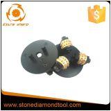 125mm Werkmaster Floor Grinding Diamond Bush Hammer Roller Plate