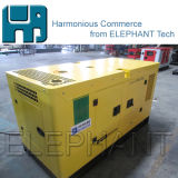 India Cpcb 16HP 12kVA Low Dba Sound Proof Diesel Genset Generators Set