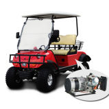 2 Seater Lifted Hunting Buggy with Storge Trunk & Hybrid Generator