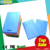 New Arrival Muticolor RFID ABS 125kHz Clamshell Card