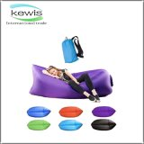 Customized Sleeping Inflatable Lounger Sofa Bag for Outdoor