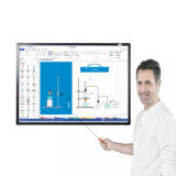 84′′ Smart Interactive Whiteboard for Classroom and Office