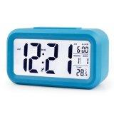 Backlight Digital LED Snooze Electronic Alarm Clock