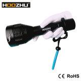 Hoozhu 3000 Lumens LED Underwater Lamp with Waterproof 120m for Diving