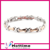 Elegant Design Lady Style Fashion Bracelet with Health Therapy (CP-JS-BL-103)