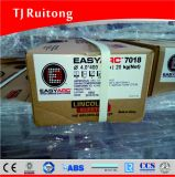 Low Carbon Welding Rods High Quality Lincoln Electrode E7018