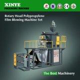 High Speed PP Rotary Die Head Film Blowing Machine