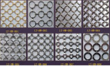 Architectural Ring Mesh/Decorative Ring Mesh Curtain