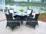 Outdoor Furniture Garden Furniture Rattan Chair Table Dining Set