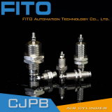 Cjpb Mini Needle Pneumatic Air Cylinder by Airtac Type