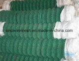 Sailin Chain Link Fence with PVC Coated
