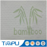 Bamboo Mattress Ticking Fabric Fire Retarded Queen Size Mattress