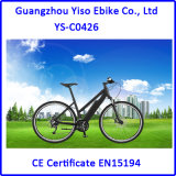 Yiso E Cycling with Power off Switch 26inch Battery Bicycle