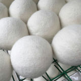 Natural Fabric Softener Wool Dryer Ball