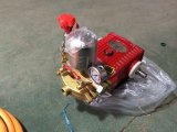 Brass Pump 3 Plunger Power Sprayer for Agricultural